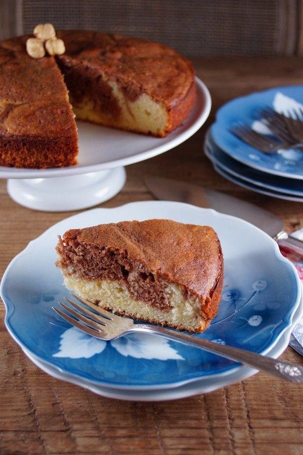 Recipe vanilla yogurt cake