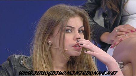 """Alessia Cammarota :""""Sono qui per farti innamorare non per il sesso"""""""
