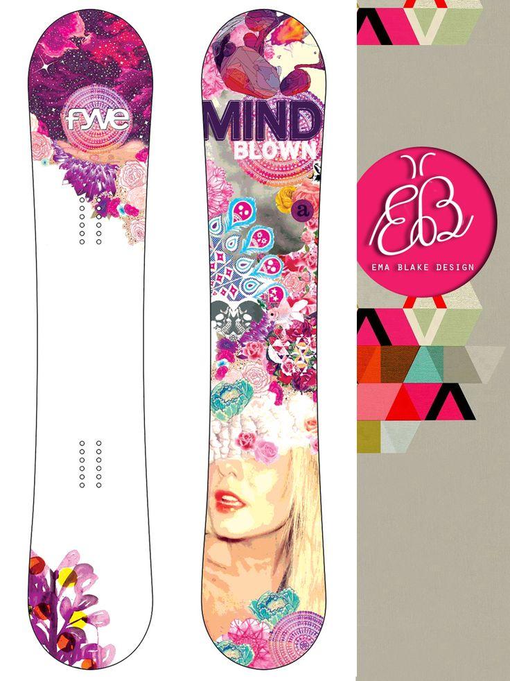 FYVE | Snowboard Design