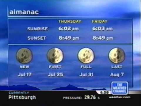 cool  The Weather Channel - 7/15/04 - Butler PA IS1v1 + MANY LFs Check more at http://sherwoodparkweather.com/vhs-the-weather-channel-71504-butler-pa-is1v1-many-lfs/