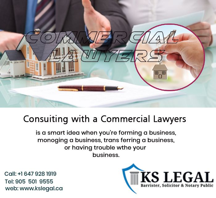 Ks Legal Firm Have A Bunch Of Qualified Canadian Commercial