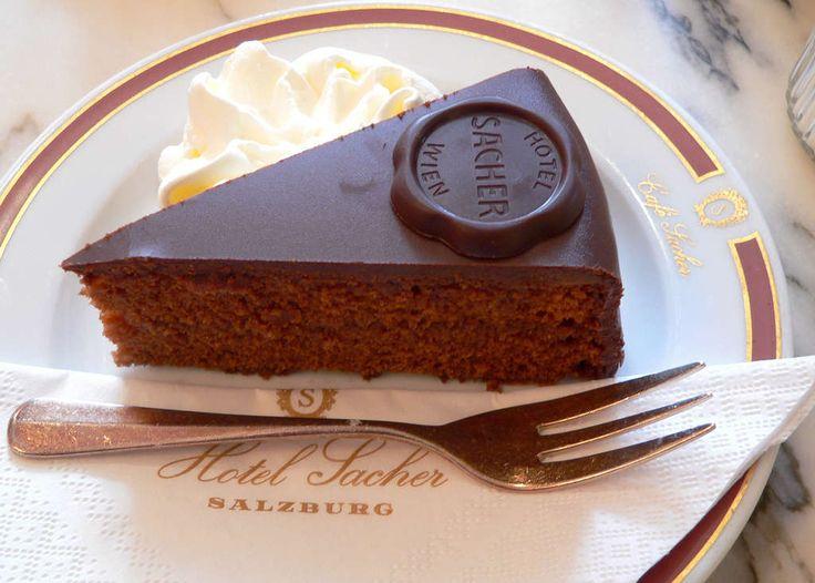 Storia e #ricetta della #torta #Sacher, la numero 1 al mondo non solo per essere fatta con il #cioccolato, ma anche perché le sue origini sono davvero curiose.