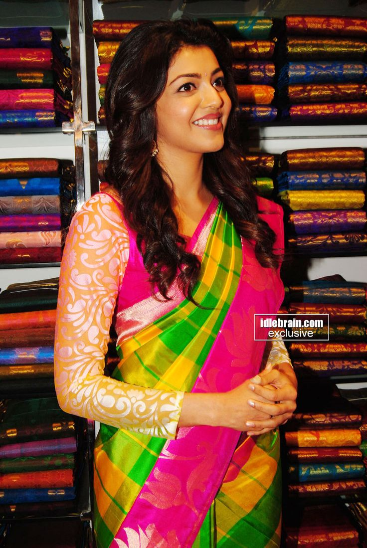 Rainbow girl Kajal.