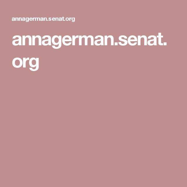 annagerman.senat.org