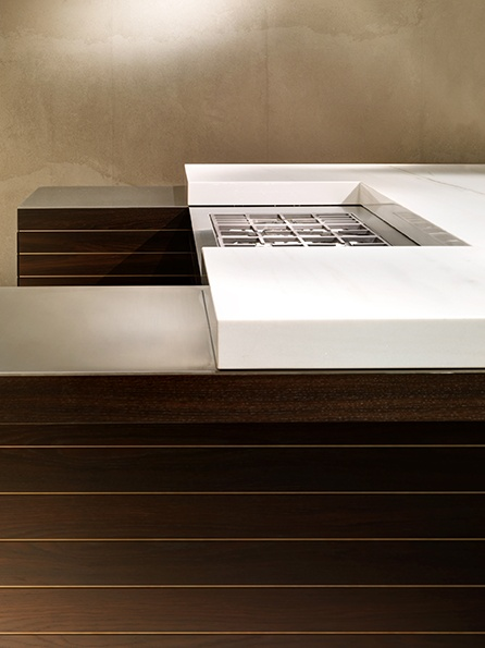 Check Out This Sexy Kitchen By Giorgio Armani For Dada