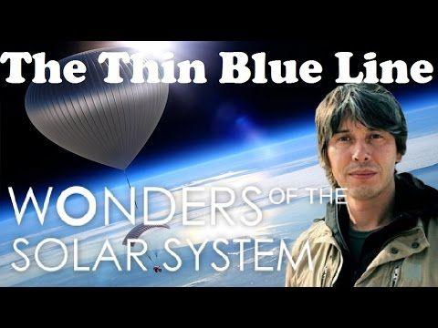 Brian Cox Professor #3 Solar System Documentary: The Thin Blue Line