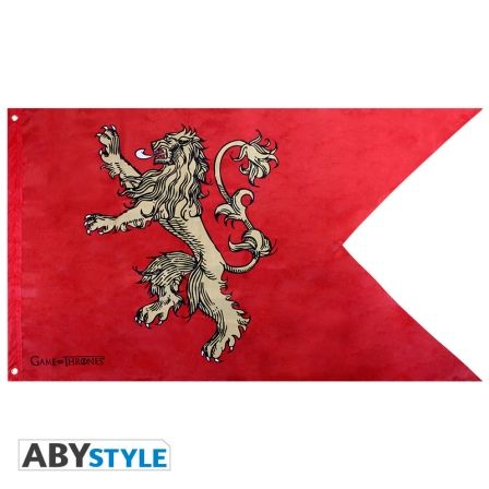 GAME OF THRONES Drapeau Game of Thrones Lannister (70x120)