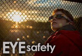 Eclipse Safety: Make sure you're prepared to safely watch the solar eclipse on Aug. 21!