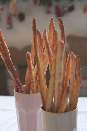 Ropogós kenyérrudacskák – egy remek grissini recept | Életszépítők