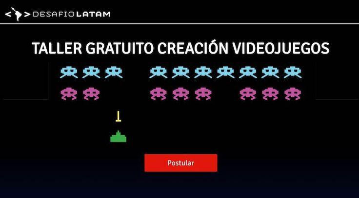 videojuegos Se realizará taller gratuito de creación de videojuegos