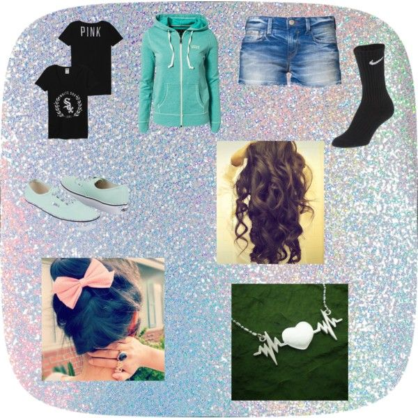 My ideal teen summer outfit! - Polyvore