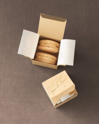 Foil-Stamped Favors - Tiler And Robbie's Classic Manhattan Nuptials