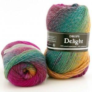 Delight 11 - Ciemnoliliowy, rdzawy, turkusowozielony