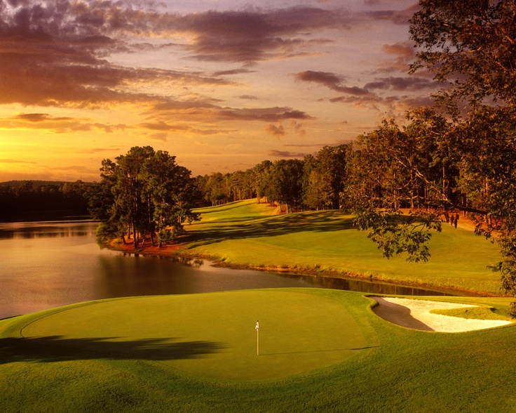 Gorgeous resort in GA for hiking & golf.  Great place for girls getaway.