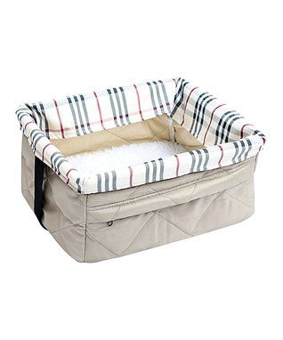 Quilted Foldable Pet Booster Seat