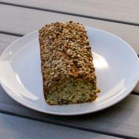 Courgettebrood : Koolhydraatarme recepten