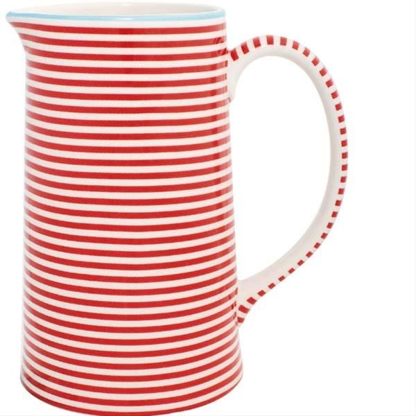 : Red, Dots Stripes, Red Red, Ceramics, Products