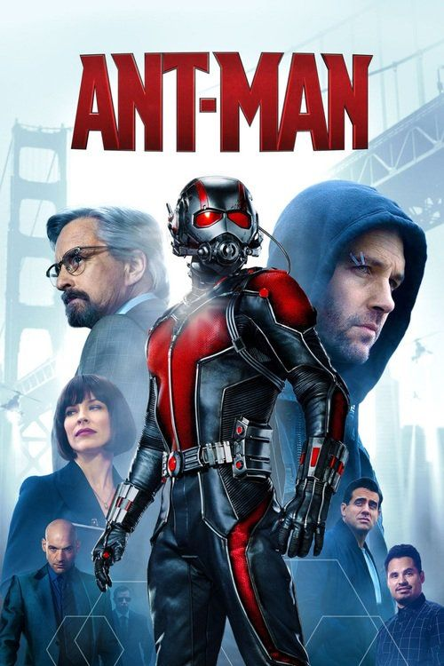 Ant-Man 【 FuII • Movie • Streaming