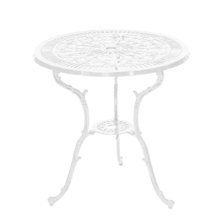Tisch   Aluminium   Weiß, Merxx Jetzt Bestellen Unter:  Https://moebel.ladendirekt.de/garten/gartenmoebel/gartentische/?uidu003d687d0d4d 1611 5b3b 8799   ...