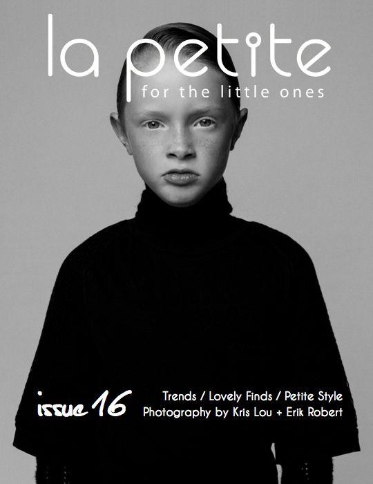 La Petite Magazine Digital Issue 16, Out Now!