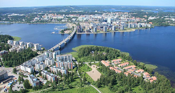 Welcome to Jyväskylä!