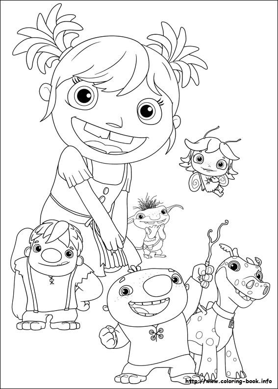 Http Www Coloring Book Info Coloring Wallykazam Wallykazam 07 Jpg Cartoon Coloring Pages Coloring Pages Paw Patrol Coloring