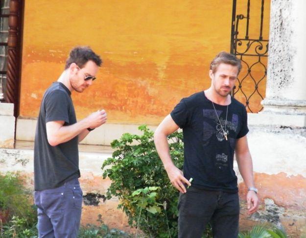 Fassbender + Gosling = I just died.
