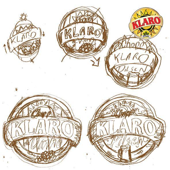 Klaro Chopp by Luis Fernando Pagliaro, via Behance