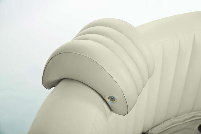 L'appui-tête est un accessoire indispensable pour être bien installé dans son spa !  #spa #gonflable #accessoire #intex #détente #relaxation #raviday