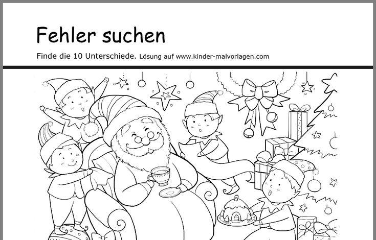 pin von annette koch auf weihnachten  weihnachtsmann