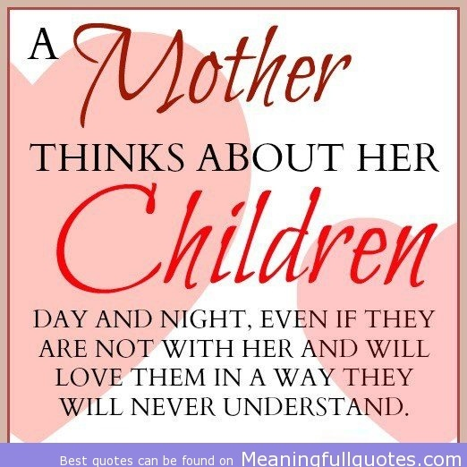 Loving A Woman With A Child Quotes: 1000+ Mother Child Quotes On Pinterest