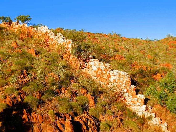 China Wall via Halls Creek - part of my 7 Day Darwin to Broome Road Trip!