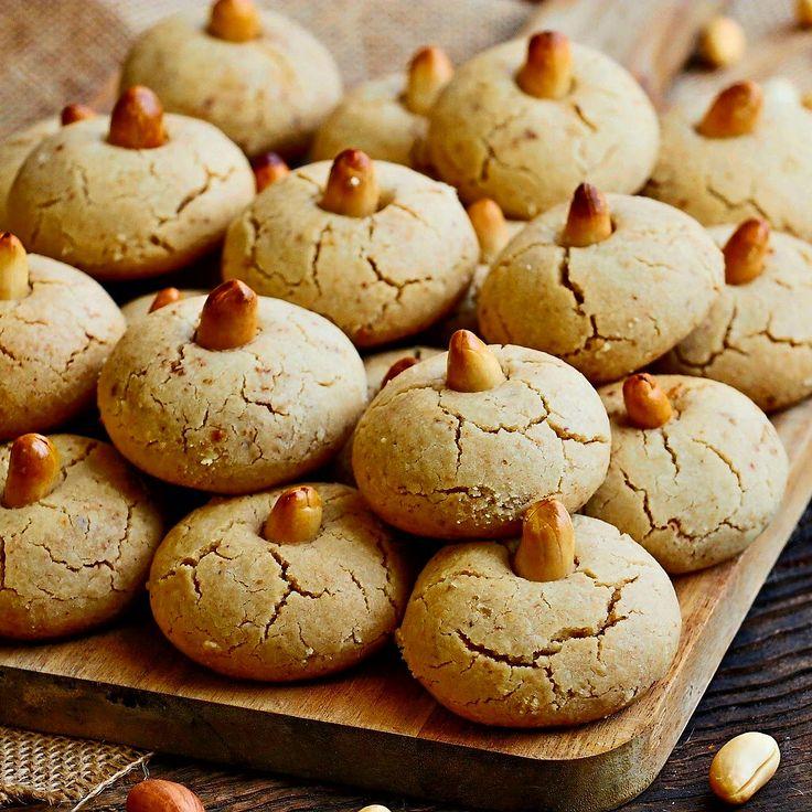 Ağızda eriyip giden nefis bir kurabiye.