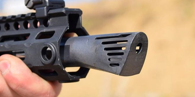 Walker Defence Research makes an AR-15 muzzle device called NERO 556