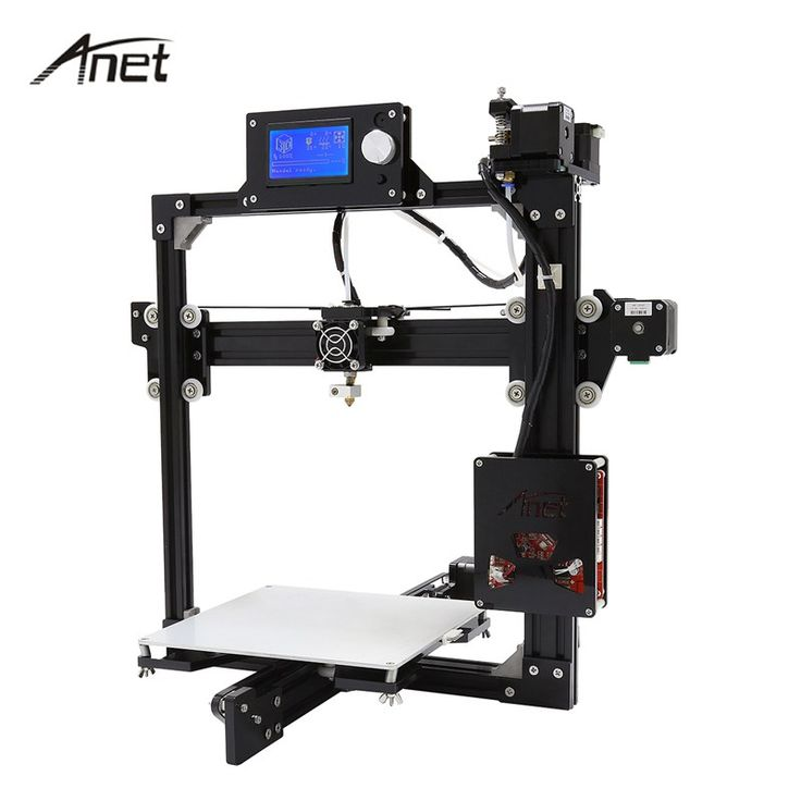 3D Printer Aluminium Structure 3D Printer Kit Large Print Size 3D Printer Kit //  Price: $406.70 & FREE Shipping //   3D Printer Aluminium Structure 3D Printer Kit Large Print Size 3D Printer Kit Technical Specifications: Print Speed:30-100mm/s Connectors:TF card/USB/Online Operation Interface:English/Chinese System Compatibility:Windows XP/Win7/Win8/ Linux/Mac Printing Format: .STL/.OBJ/G-code Hot Bed: 50 °C PLA: Nozzle:210 ...   My Monster Deal  #hashtag3
