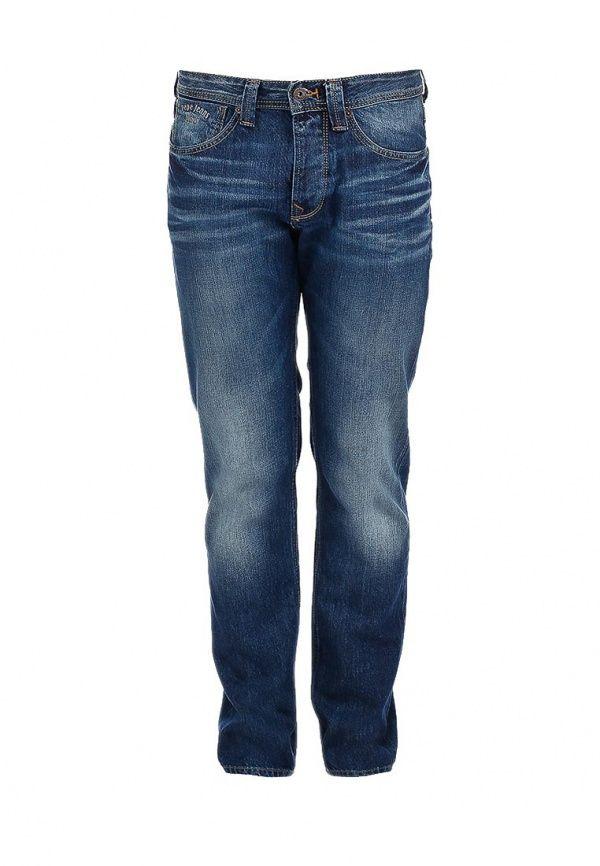 Джинсы Pepe Jeans мужские. Цвет: синий. Сезон: Весна-лето 2014. С бесплатной доставкой и примеркой на Lamoda. http://j.mp/1kkvGxL