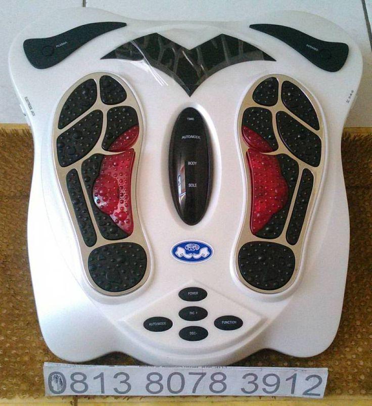 Alat pijat kaki elektrik untuk terapi stroke