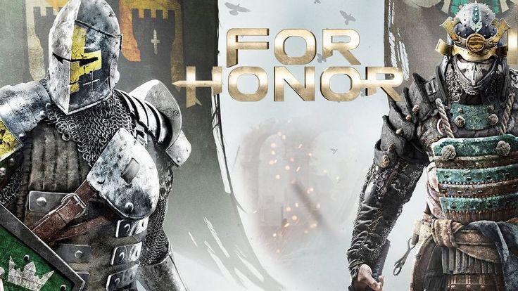 Chyba nie ma osoby, która nie chce pobrać tej gry Oficjalna strona: http://www.forhonorgame.pl/