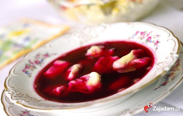 Barszcz czerwony / Red borscht