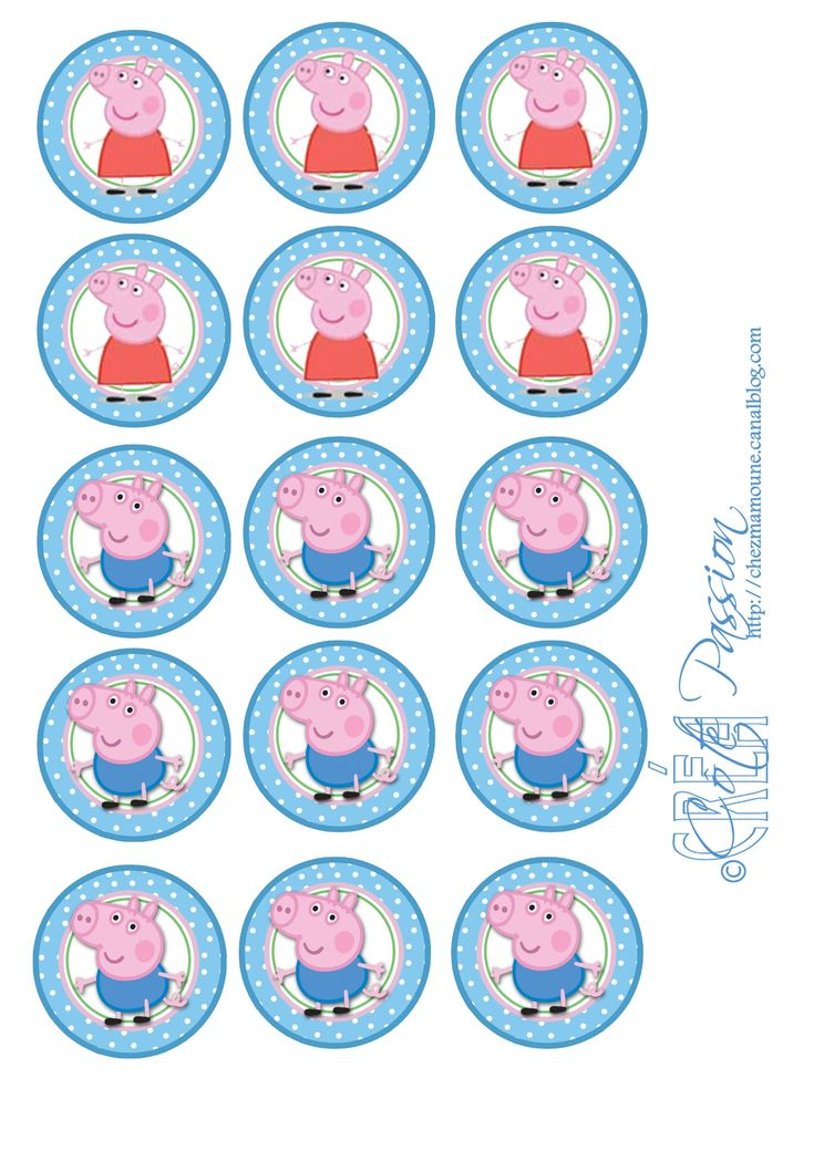 Fiche Peppa pig George 2_Coté Passion