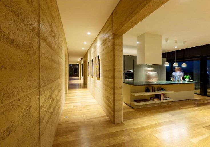 Rammed Earth Homes - Construction of Walls, Houses & More