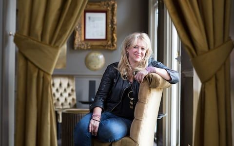 Mood Sept. '17 Sonia Friedman QUEEN OF THEATER PRODUCERS bringing Harry Potter to stage