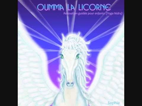 Oomaa la Licorne-Yoga Nidra-Relaxation guidee pour enfants - YouTube