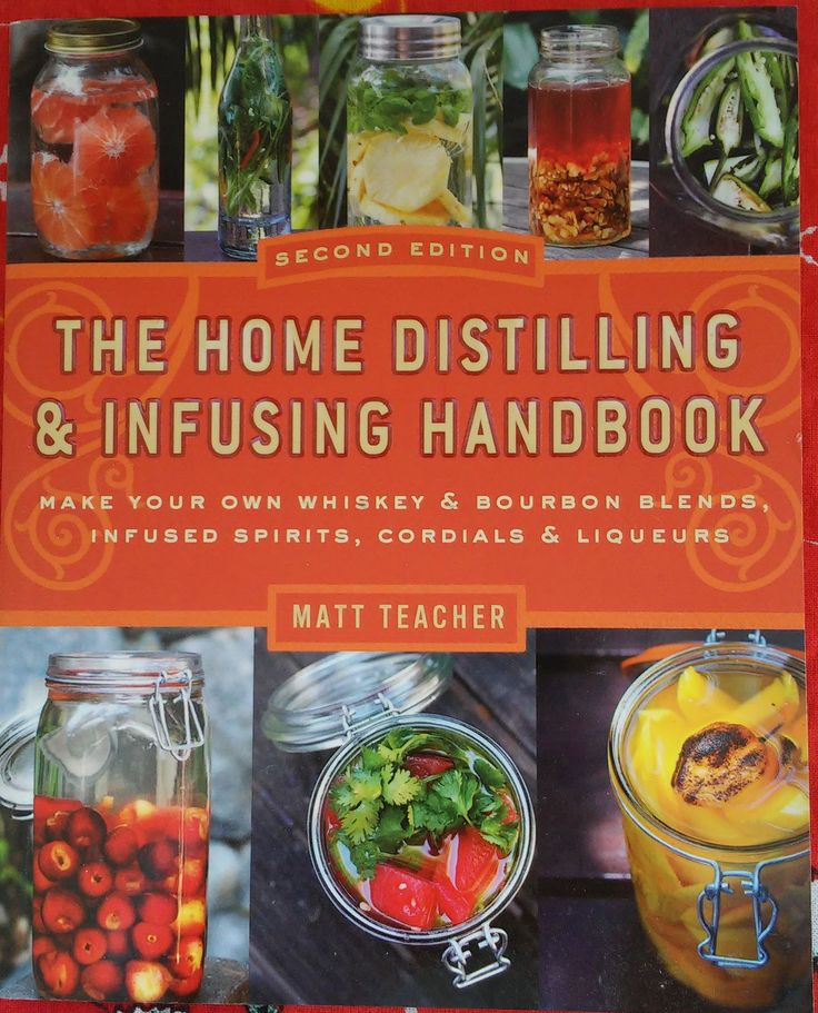 The Home Distilling & Infusing Handbook by Matt Teacher