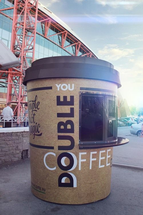 Double U coffee stand