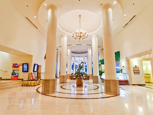 Welcome to the Luxury Hotel in Makassar