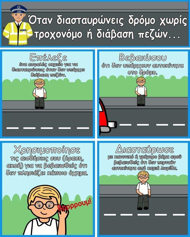Flash cards για το μάθημα της κυκλοφοριακής αγωγής