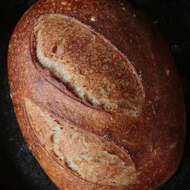 From a different point of view Sprouted whole meal sourdoughhellip