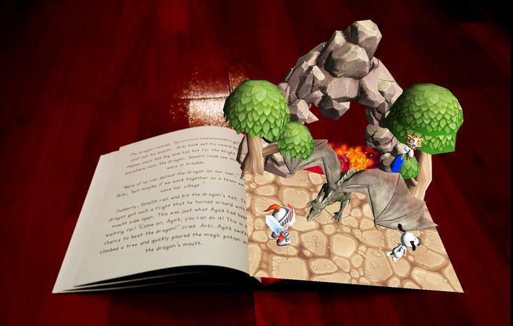 ARBI Augmented Reality Book Screenshot 4