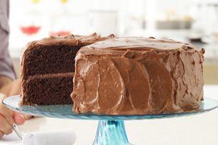 Gâteau au chocolat fondant MIRACLE WHIP - Voilà le secret d'un gâteau moelleux.